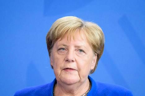 Saksan liittokansleri Angela Merkel sanoo, että Amazonin palot kuuluvat G7-kokouksen asialistalle.