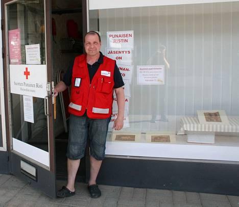 Jyri Liljan oma tie pelastusalaan ja turvallisuustoimintaan alkoi lapsena SPR-harrastuksesta.