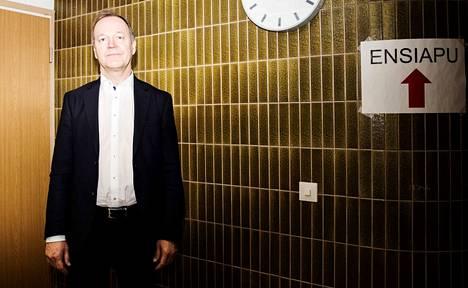 Nokian kaupunginjohtaja Eero Väätäinen kertoo kaupungin valmistautuneen hyvin tilanteeseen, jossa koronavirus leviäisi kaupungin sisällä.