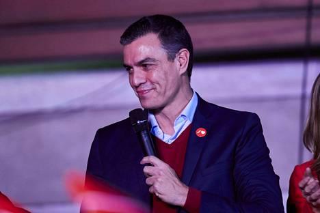 Espanjan sosialistisen työväenpuolueen johtaja Pedro Sanchez ei saanut helpotusta maan poliittiseen pattitilanteeseen sunnuntain vaaleista.