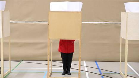 Kuntavaalien vaalipäivä on 18. huhtikuuta.