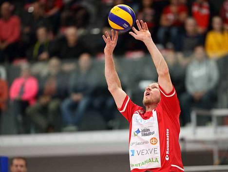 VaLePan Mikko Esko valittiin tähdistön passariksi kolmannen kerran peräkkäin.
