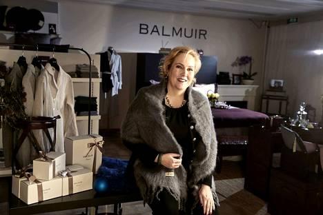Heidi Jaara luotsaa Balmuiria toimitusjohtajana, kunnes hänelle löytyy sopiva seuraaja. Sitten hän keskittyy Balmuirin hallitustyöhön.