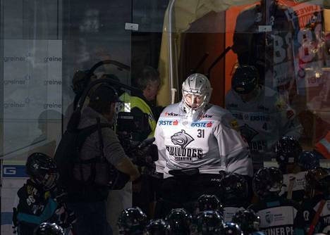 Dornbirn Bulldogsin porilaismaalivahti Juha Järvenpää kirjoittaa kuulumisistaan Itävallassa.