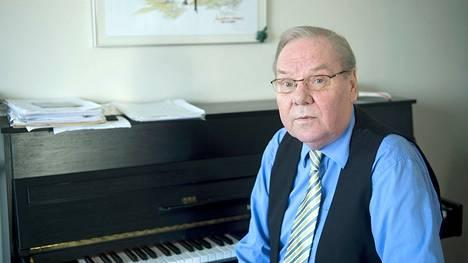 Kapellimestari Risto Hiltunen kuoli 76-vuotiaana. Hiltunen kuvattiin vuonna 2015.