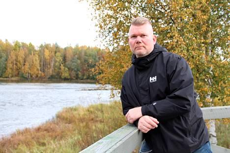 Jarno Ahosmäki palasi kotikonnuilleen Nakkilaan muutama vuosi sitten. Takana oli kierros toisaalla opiskelujen, työn ja muun elämän takia.