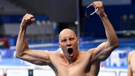 Tyyntä itseluottamusta uhkunut Matti Mattsson lähti Tokioon menestymään ja menestyi myös.
