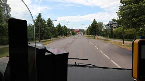 Asuntomessujen ja sen pysäköintialueen väliseen bussiliikenteeseen Naantali on saanut halvimman tarjouksen vähäpäästöisiä dieselbusseja käyttävältä Turun Citybus Oy:lta.