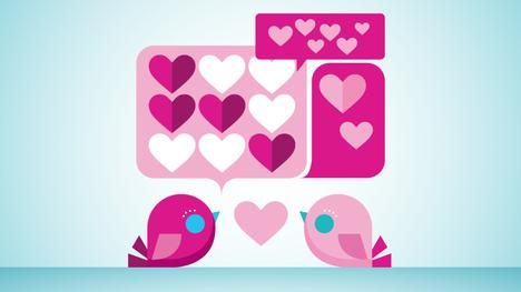 Tekstaripalstalla etsitään Porin kävelykadulla syttynyttä rakkautta.