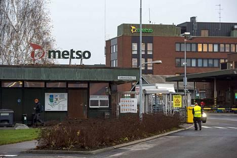 Tampereella Metsolla on kivenmurskausteknologiaan erikoistunut teknologiakeskus. Yt-neuvottelut koskevat myös Tampereen henkilöstöä.