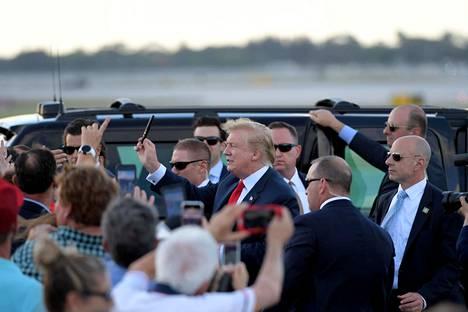 Presidentti Donald Trumpin poika Trump Jr joutuu tekemään selkoa Venäjän suhteesta Yhdysvaltojen vaaleihin liittyen.