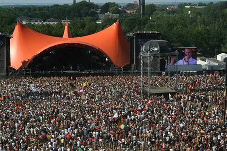 Vuodesta 1971 järjestetty tanskalainen Roskilde Festival on yksi Euroopan suurimmista jokavuotisista musiikkitapahtumista.