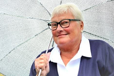 Marja-Riitta Kurittu on ollut vanhusneuvoston puheenjohtajana runsaat kaksi vuotta.