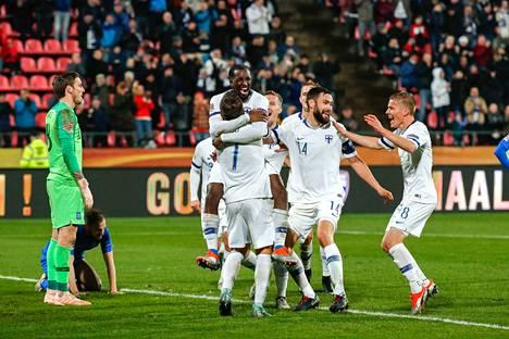 Suomi Liechtenstein Ottelu