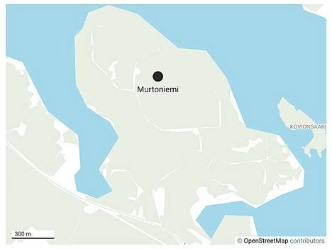 Kuoreveden Murtoniemessä olevat tontit ovat olleet haluttuja.