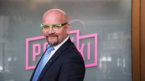 Kunnanvaltuuston puheenjohtaja Marko Ahtiainen lähtee ehdolle hyvinvointivaaleihin.