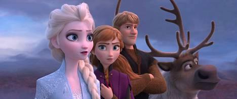 Disneyn perinteisen tyylin kuninkaallinen animaatio Frozen 2 tekee yhä hirmuista tulosta lippukassoilla. Tuleeko siitä kaikkien aikojen katsotuin animaatio?