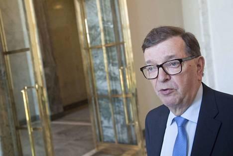 Paavo Väyrynen on nyt saanut takaisin keskustan jäsenyyden, ja aikoo vaikuttaa puolueen linjaan kaikilla jäsenyyden tuomilla mahdollisuuksilla.