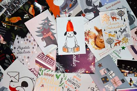 Joulumerkeistä riippuen kortit pitää sujauttaa laatikkoon joko keskiviikkona tai ensi viikolla.