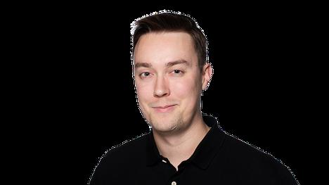 Lauri Lehtinen muistuttaa aiemmista saavutuksista.