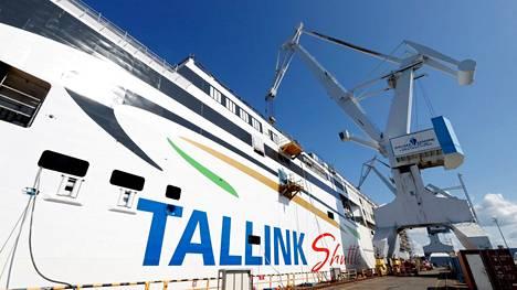 Tartunnat ovat levinneet rakenteilla olevalla Tallinkin MyStar -laivalla.