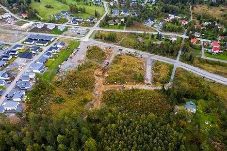 Vuonna 2019 Länsi-Lintulan alue laajeni vauhdilla. Nyt alueen kehitys junnaa paikoillaan kaavoituksen keskeneräisyyden vuoksi.