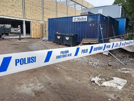 Poliisi tutkii turman syytä.