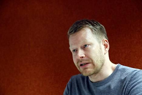 Kehitysjohtaja Tommi Kerttula antoi tutustumiskierrokseltaan myös tilannekatsauksen.