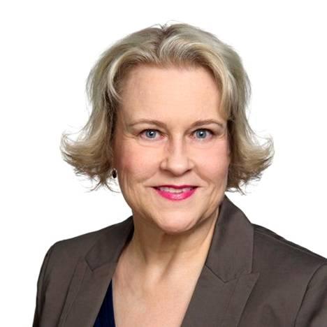 Anne Nyman jatkaa valtuutettuna Nokian kaupunginvaltuustossa.