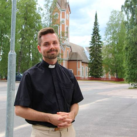 Aleksi Leppänen, Multian seurakuntapastori