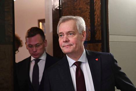 Hallitustunnustelija Antti Rinne tapaa aamupäivän aikana eduskuntaryhmät. Hallitusneuvottelut käydään iltapäivällä.