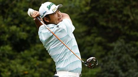 Hideki Matsuyama saa muut pelaajat kannoilleen päätöskierrokselle.