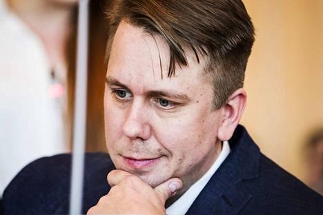 Vihreä valtuustoryhmä ehdottaa Jaakko Stenhälliä Tampereen apulaispormestariksi.
