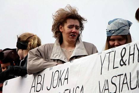 Uuno ja Elisabeth Turhapuro.
