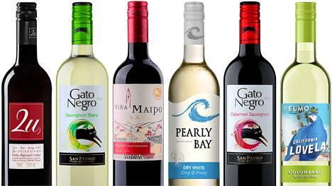 Nämä ovat Suomen myydyimmät viinit. Mitä niistä piti Aamulehden viiniraati, se selviää tästä jutusta.