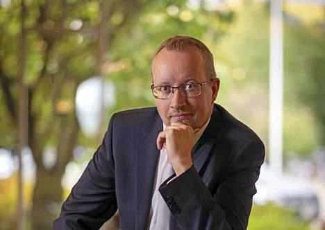 Kokkolalaislähtöinen Petter Lillvik (s. 1970) aloitti Sunborn Saga Oy:n operatiivisena hotellinjohtajana syyskuussa.