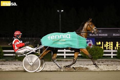 Shackhills Twister ja Jari Kinnunen kisaavat isoista palkintorahoista Teivossa lokakuun ensimmäisenä viikonloppuna.