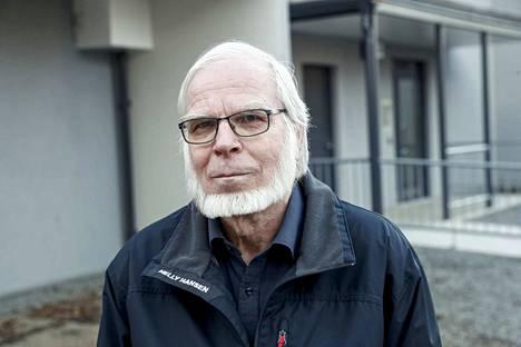 Heikki Kalliomäki tarjoaa naapuriapua.