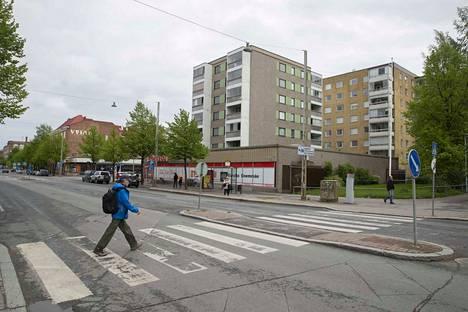 Tammela on osa Tampereen laajentuvaa ydinkeskustaa, johon halutaan lisää asuntoja.