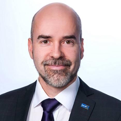 Mikko Kangasoja on myös ehdolla aluevaaleissa.