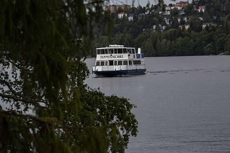 7. heinäkuuta 2020 Tammerkoksi-alus kuvattiin Pyhäjärvellä juttuun, jossa kerrottiin Suomen Hopealinjan 80 toimintavuodesta ja Viikinsaaren ravintolatoiminnan 120 vuodesta.