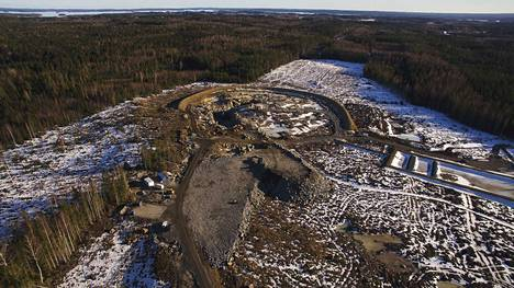 Vesiluonnon puolesta pyytää selvittämään myös luonnonsuojelualueelle ja asutuksen suuntiin leviävää kaivosmelua.