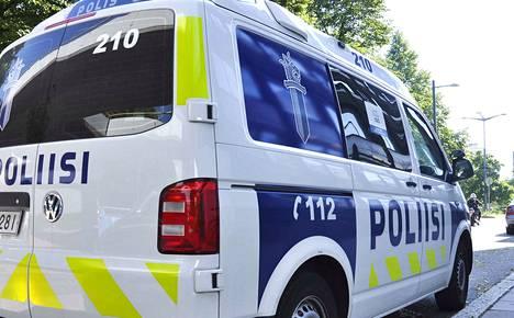 Poliisioperaatio Rovaniemellä