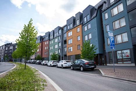 Vuoden 2012 asuntomessualue Vuores sijaitsee Tampereen ja Lempäälän rajalla. Alue sijoittui äänestyksessä sijalle viisi.