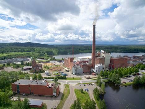 Metsä Tissuen tehdasalue ja Pättiniemen alue on jätetty Mänttä-Vilppulan keskustaajaman osayleiskaavan ulkopuolelle. Alue kaavoitetaan myöhemmin.