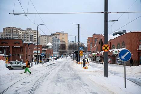 Hervanta oli viime vuonna Tampereen neljänneksi kysytyin kaupunginosa Etuovi.com-palvelussa tehtyjen hakujen perusteella.