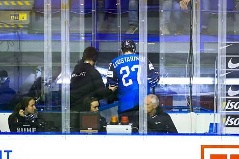 Suomi–Britannia 5–0. Leijonat namutteli rutiinivoiton sarjatulokkaasta. Lupaavasti turnauksen aloittaneen keskushyökkääjä Eetu Luostarisen ottelu ja turnaus päättyi ikävään loukkaantumiseen.