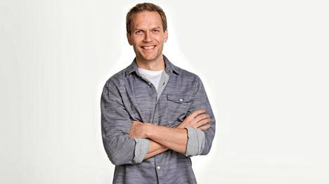Asta-messuilla luennoiva korjausrakennusyritys Runtu Worksin toimitusjohtaja Ville Heino on monelle tuttu television remonttiohjelmista.