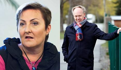 Aluetutkija Timo Aron kritiikki sai kaupunginjohtaja Aino-Maija Luukkosen ottamaan yhteyttä Aron työnantajaan.