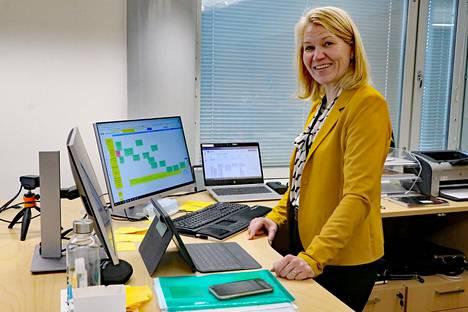 Rauman irtisanoutuneen kaupunginjohtajan Johanna Luukkosen seuraajan haku jatkuu elokuulle.